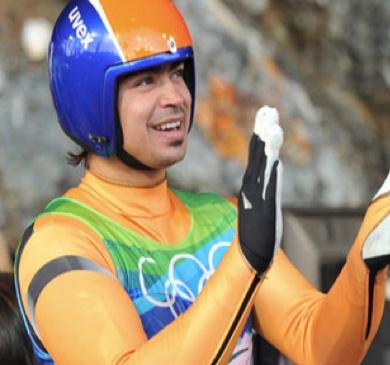 Hero Electronix and Hero FinCorp to sponsor Shiva Keshavan in PyeongChang Winter Olympics